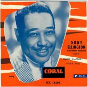 7inch Vinyl Single - Duke Ellington And His Orchestra - Volume 1 - Creole Rhapsody / Tiger Rag