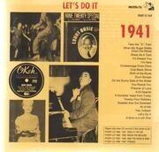 CD - Duke Ellington / Ella Fitzgerald / Harry James a.o. - Let's Do It -1941