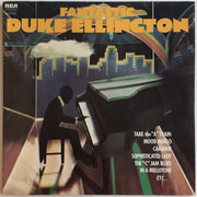 Double LP - Duke Ellington - Fantastic Duke Ellington