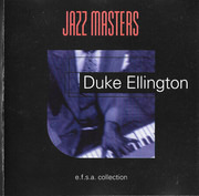 CD - Duke Ellington - Jazz Masters