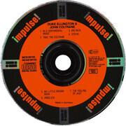 CD - Duke Ellington & John Coltrane , Elvin Jones / Aaron Bell / Jimmy Garrison / Sam Woodyard - Duke Ellington & John Coltrane