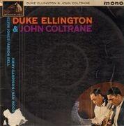 LP - Duke Ellington & John Coltrane - Duke Ellington & John Coltrane - MONO