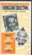 VHS - Duke Ellington / Lionel Hampton a.o. - Swingtime Collection - Meet The Band Leaders - Volume 17