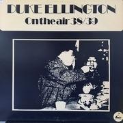 LP - Duke Ellington - On The Air 38/39 - RARE