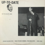 LP - Duke Ellington - The Studio Series, Volume Five - 1929-1956