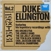 Double LP - Duke Ellington - Vol. 2 (1929-1931)