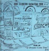 LP - Duke Ellington - Cotton Club-1938, Volume One, If Dreams Come True