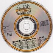 CD - Duke Ellington - Duke Ellington And His Orchestra 1941 - 1951
