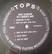 LP - Duke Ellington - In A Magenta Haze