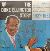 LP - Duke Ellington - The Duke Ellington Story Volume 1 (1927-1939) - Gatefold
