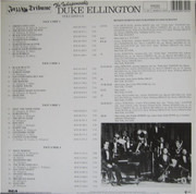 Double LP - Duke ellington - The indispensable Duke Ellington Vol 1 and 2