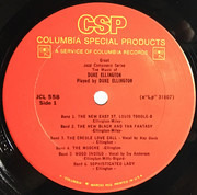 LP - Duke Ellington - The Music Of Duke Ellington Played By Duke Ellington - Collectors series