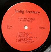 LP - Duke Ellington - Vol.1 Fickle Fling