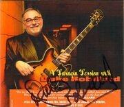 CD - Duke Robillard - A Swinging Session With Duke Robillard - Signed + Digipak