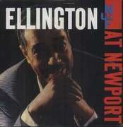 Double LP - Duke Ellington - Ellington At Newport - RECORDED 1956