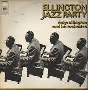 Double LP - Duke Ellington - Ellington Jazz Party