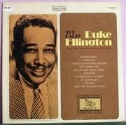 LP - Duke Ellington - Duke Ellington - electronically re-recorded to simulate stereo
