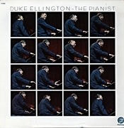 LP - Duke Ellington - The Pianist