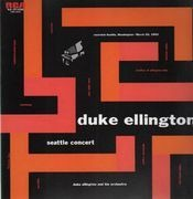 LP - Duke Ellington & His Orchestra - Seattle Concert