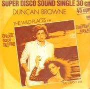 12'' - Duncan Browne - The Wild Places