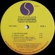 LP - Duncan Browne - The Wild Places