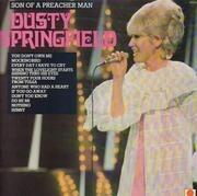 LP - Dusty Springfield - Son Of A Preacher Man