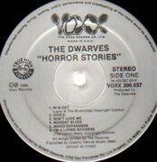 LP - Dwarves - Horror Stories