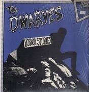 LP - Dwarves - Horror Stories - US ORIGINAL + Lyric Sheet