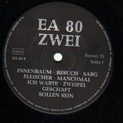 LP - Ea80 - Zweihundertzwei - with 7inch Vinyl Single, EA80 Self-released