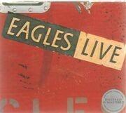 Double CD - Eagles - Eagles Live