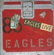 Double LP - Eagles - Eagles Live - + poster