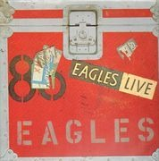 Double LP - Eagles - Eagles Live - Inc POSTER + INNER SLEEVES, EMBOSSED