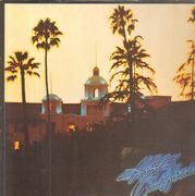 LP - Eagles - Hotel California - Gatefold Cover