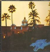 LP - Eagles - Hotel California - Gatefold, Green