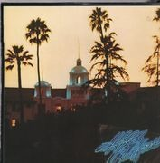 LP - Eagles - Hotel California - INCLUDES POSTER