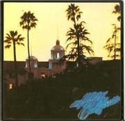 CD - Eagles - Hotel California - Gatefold card sleeve