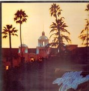 LP - Eagles - Hotel California - UK WITH POSTER