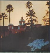 LP - Eagles - Hotel California - + Poster
