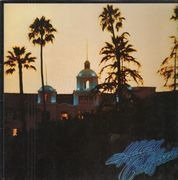 LP - Eagles - Hotel California - +Poster