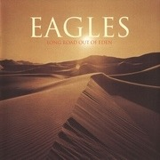 Double LP - Eagles - Long Road Out Of Eden