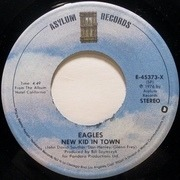 7'' - Eagles - New Kid In Town