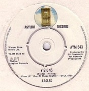7'' - Eagles - One Of These Nights