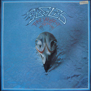 LP - Eagles - Their Greatest Hits (1971-1975) - Embossed Cover