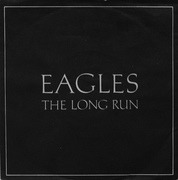7'' - Eagles - The Long Run
