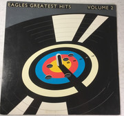 LP - Eagles - Eagles Greatest Hits Volume 2