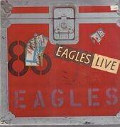 Double LP - Eagles - Eagles Live - Gatefold