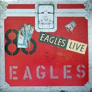 Double LP - Eagles - Eagles Live