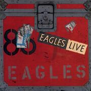Double LP - Eagles - Eagles Live - Columbia House, Gatefold