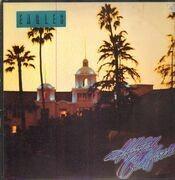 LP - Eagles - Hotel California - Gatefold