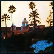 LP - Eagles - Hotel California - PRC + POSTER